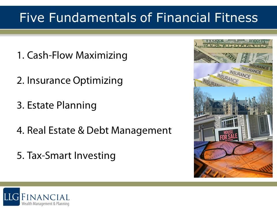 Five Fundamentals of Financial Fitness